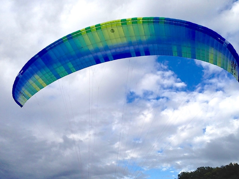 BDG Cure Paraglider