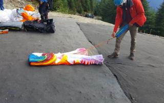 BDG Paraglider New