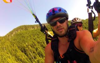 Cody Tandem Paraglider