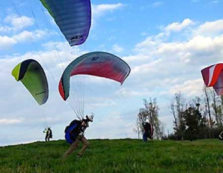Learn to Paraglide Vancouver