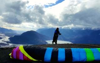 BDG Cure Vancouver Paragliding
