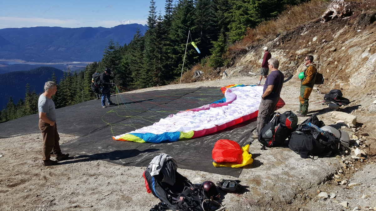 Our Flying Sites – XC Paragliding